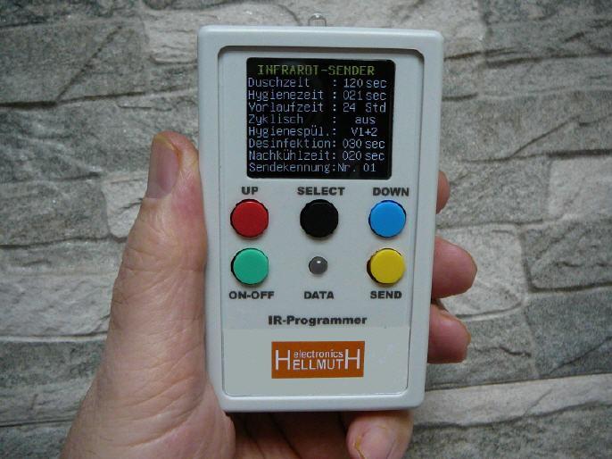 Hellmuth used Rohr ZHSB 1  ZHSB1 24VDC Zweihandsicherheitsrelais